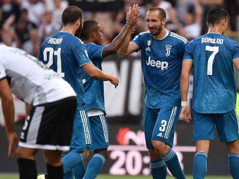 Juventus open Scudetto defense with win over Parma