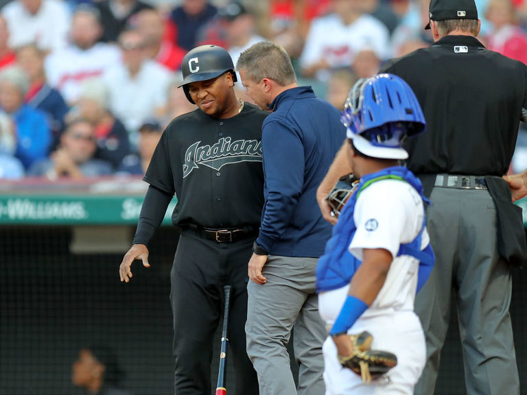 Indians' Ramirez placed on IL with hand fracture