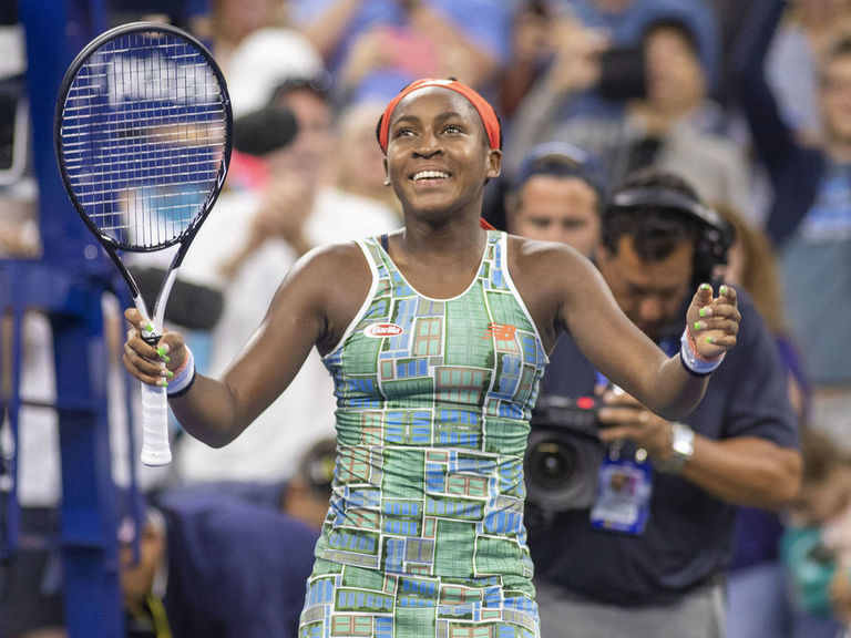 Teen sensation Gauff wins 1st WTA title as meteoric rise continues