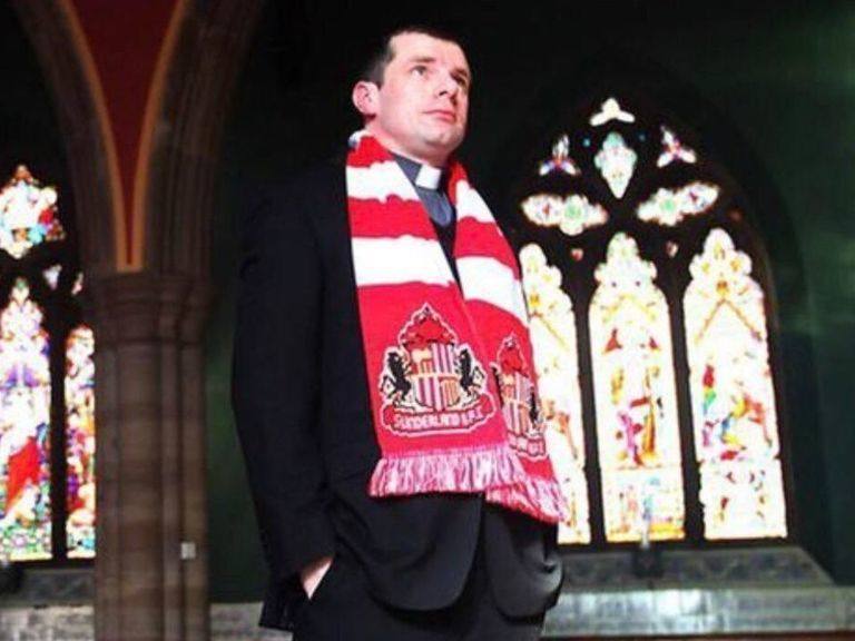 Father Marc: We pray for Sunderland most weeks
