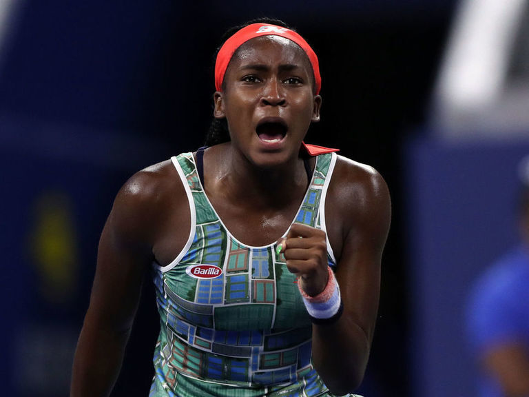 Gauff to face Osaka in 3rd round of US Open after beating Babos