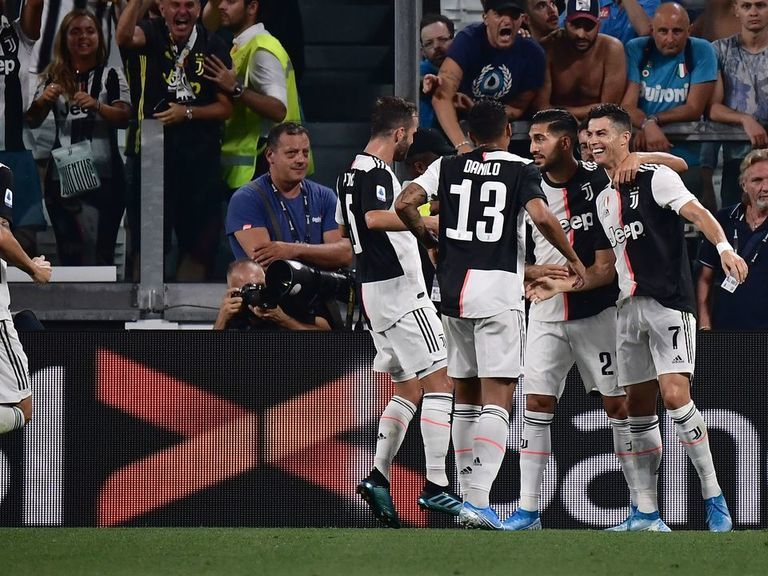 Koulibaly's last-gasp own goal gives Juventus wild win over Napoli