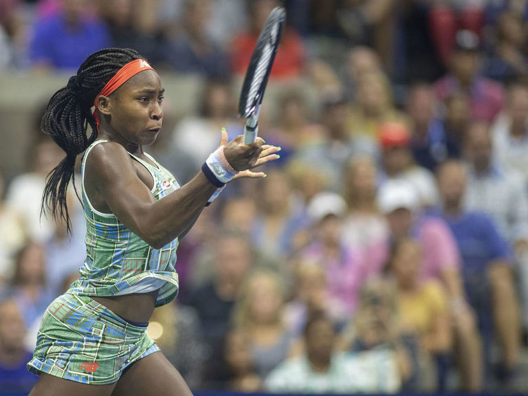 Gauff returns to winning ways with doubles victory