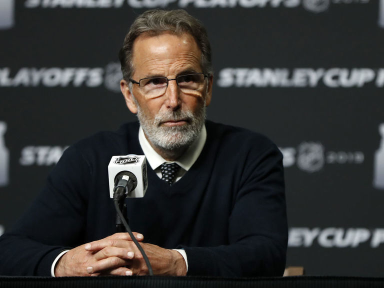 Tortorella addresses doubters: 'We're supposed to suck this year'