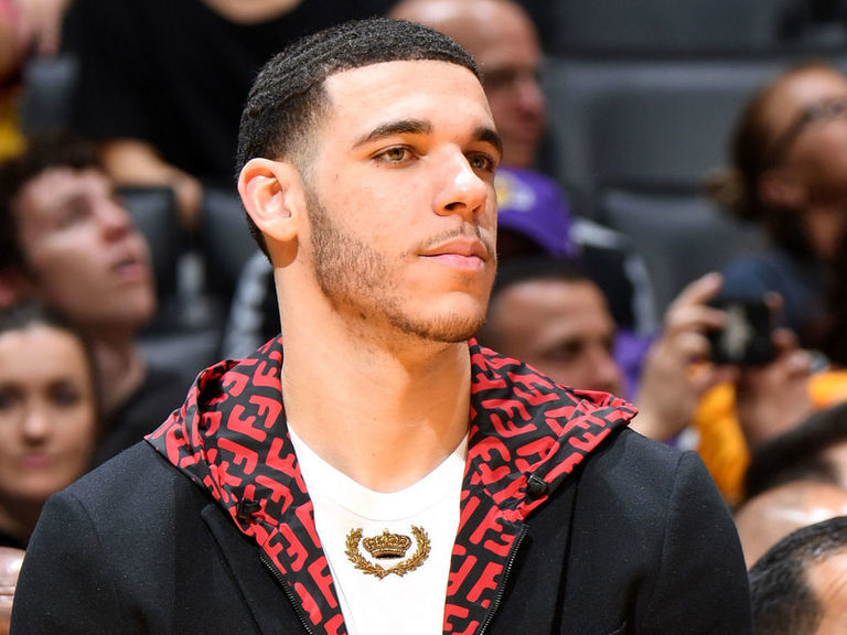 Lonzo: 'I didn't live up to' draft hype with Lakers