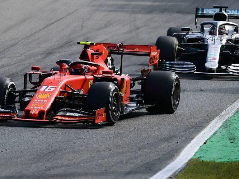 Leclerc leads Ferrari to victory at Italian Grand Prix