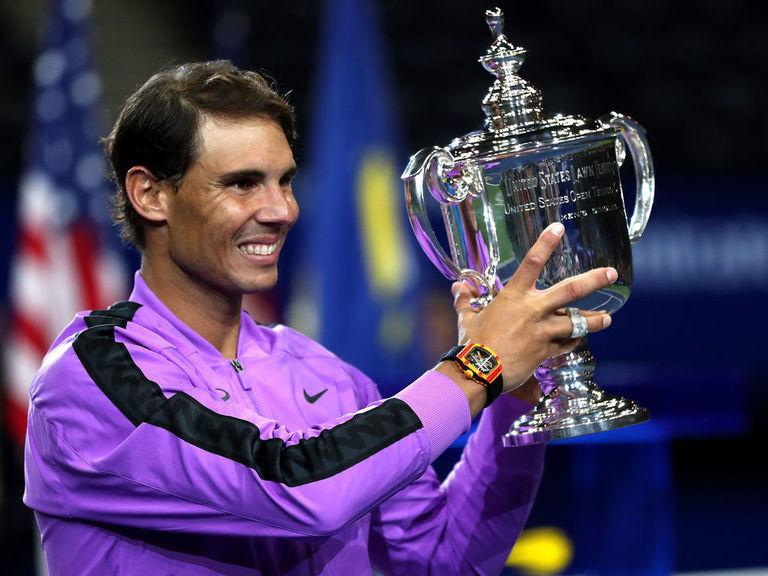 Nadal tops Medvedev in epic US Open final to close in on Federer's rec