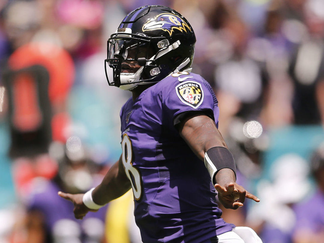 Former Ravens OC denies wanting to move Lamar Jackson to WR