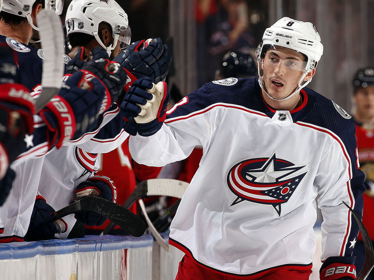 Blue Jackets ink Werenski to 3-year, $15M contract