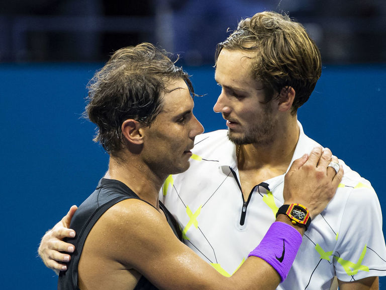 Medvedev illuminates Nadal's gift for the unforgettable in US Open fin
