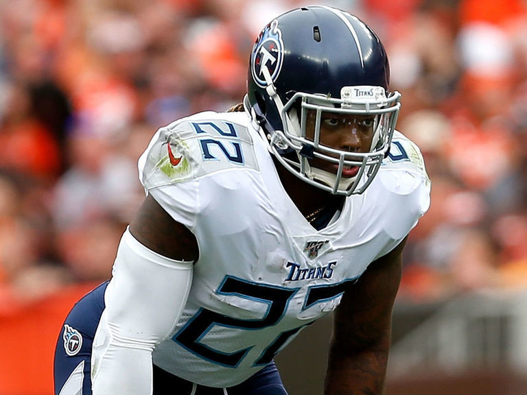 Titans' Henry misses 2nd straight practice, says he'll play vs. Texans