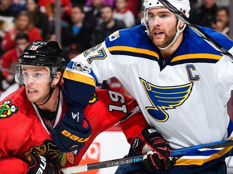 NHL offseason grades: Central Division