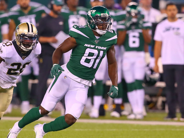 Jets' Enunwa to miss season with another neck injury
