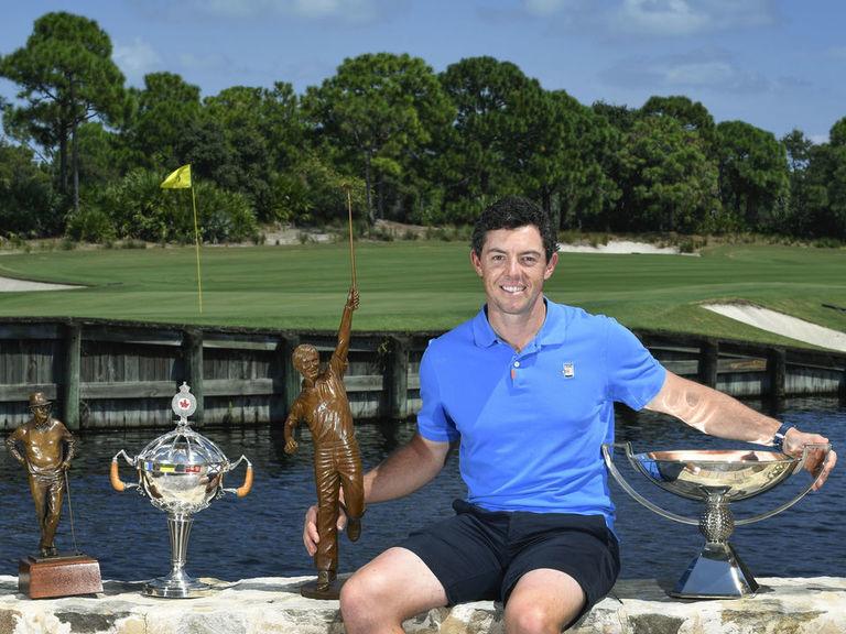 McIlroy wins 2018-19 PGA Tour Player of the Year award