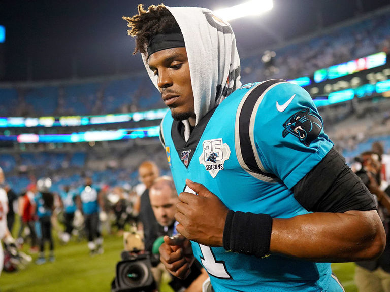 Newton: Injuries aren't excuse for poor play