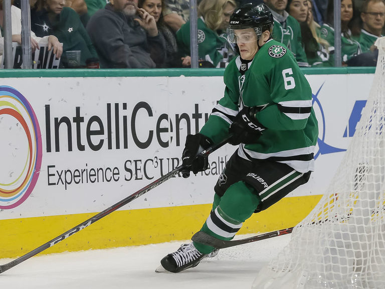 Former Stars 1st-rounder Honka asks for trade