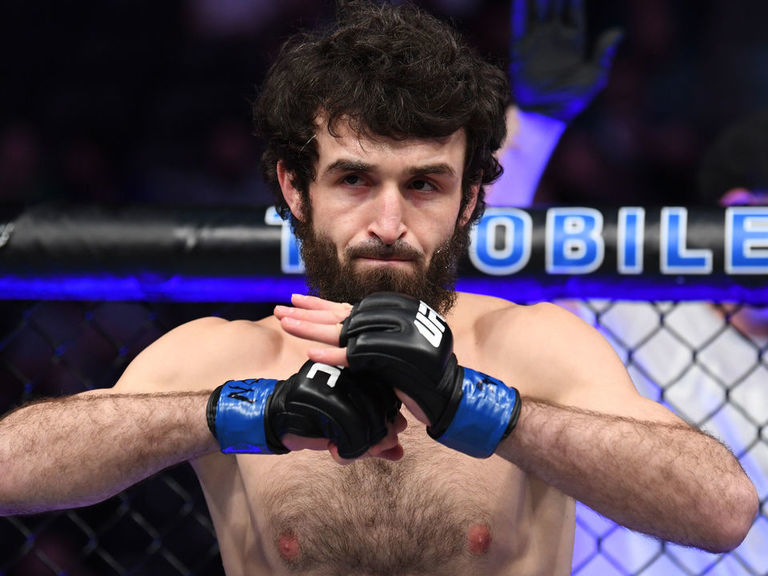 Report: Magomedsharipov pulls out of October UFC Fight Night bout