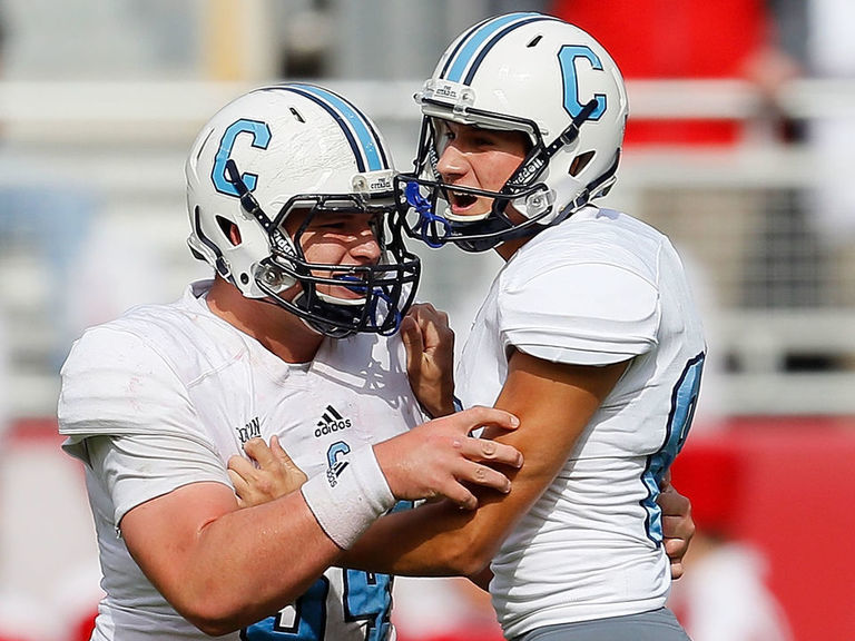 The Citadel defeats 27-point favorite Georgia Tech in OT for huge upse