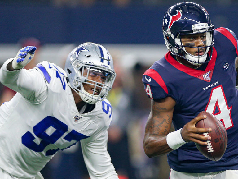Report: Cowboys could trade former 1st-round pick Taco Charlton