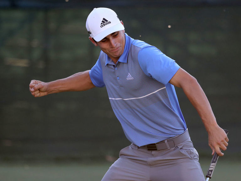 Niemann breaks through with historic 6-shot victory at Greenbrier