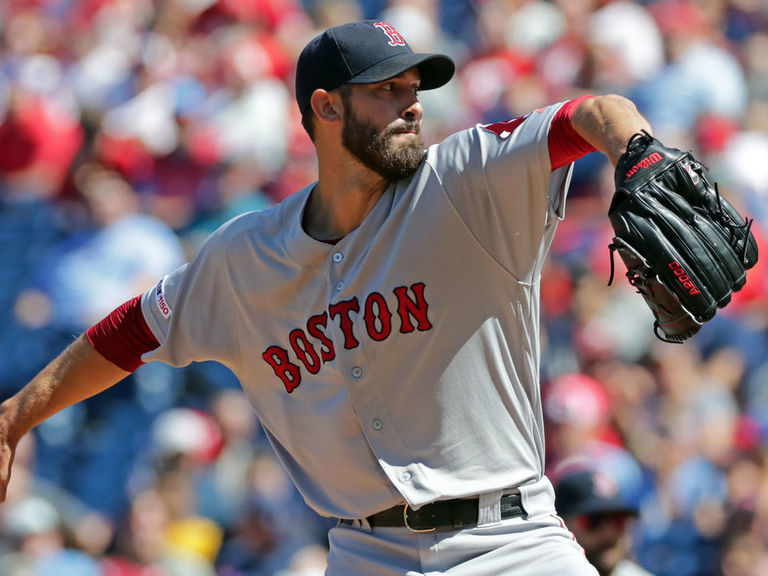 Porcello as free agency nears: 'I haven't gotten anybody out in 2 mont