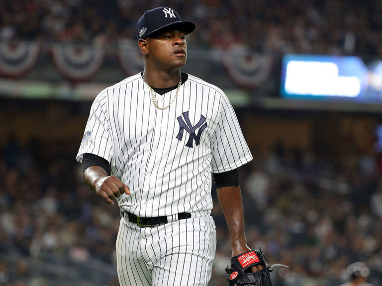 Severino shut down due to 'concerning' forearm issue