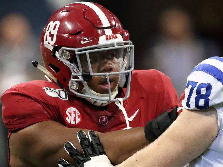 Alabama's Ray out at least 6 weeks with foot injury
