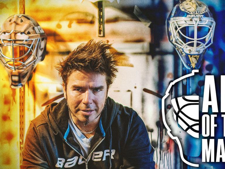 How it's made: Behind the scenes with goalie mask guru David Arrigo