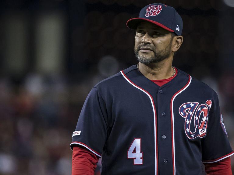 Nationals manager Martinez undergoes heart surgery