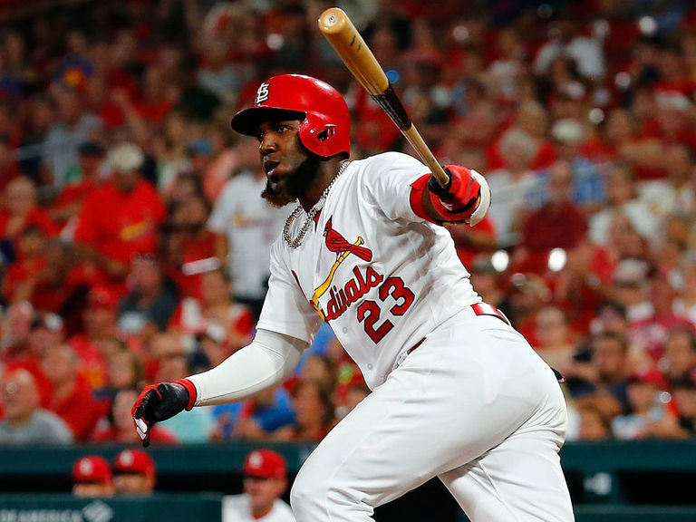 Report: Cardinals, Ozuna to discuss multi-year contract