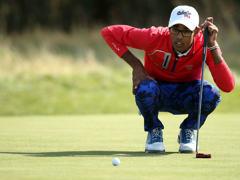 17-year-old Bhatia to make pro debut at Sanderson Farms Championship