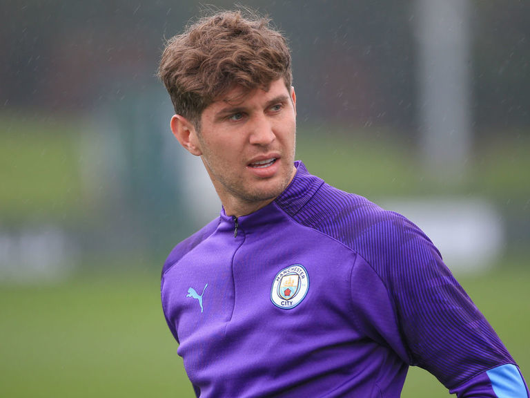 Manchester City's Stones ruled out 4-5 weeks