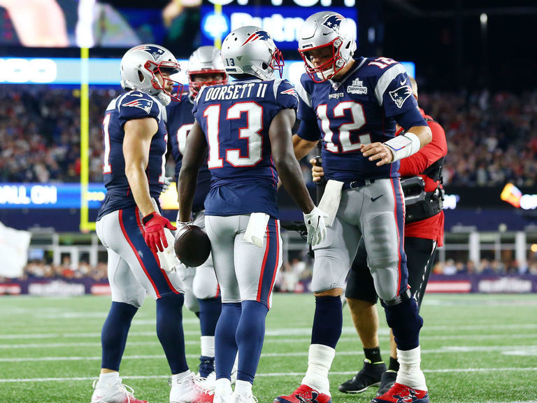 Super Bowl odds update: Pats, Cowboys on the rise
