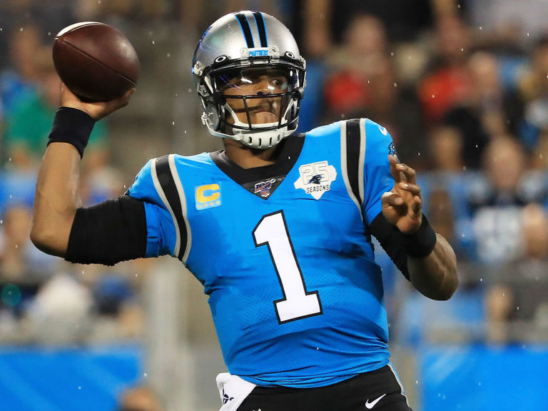Report: Panthers moving forward with Newton