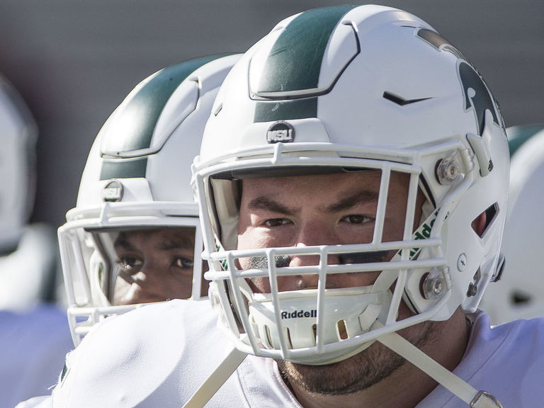 Michigan State OL Jarvis expected to miss 6-7 weeks