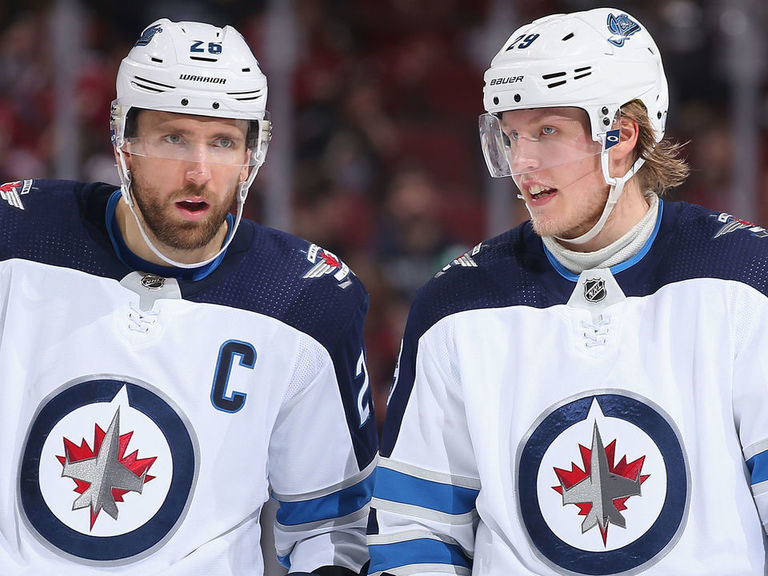 Wheeler after Laine's ice-time comment: 'You want guys that are hungry
