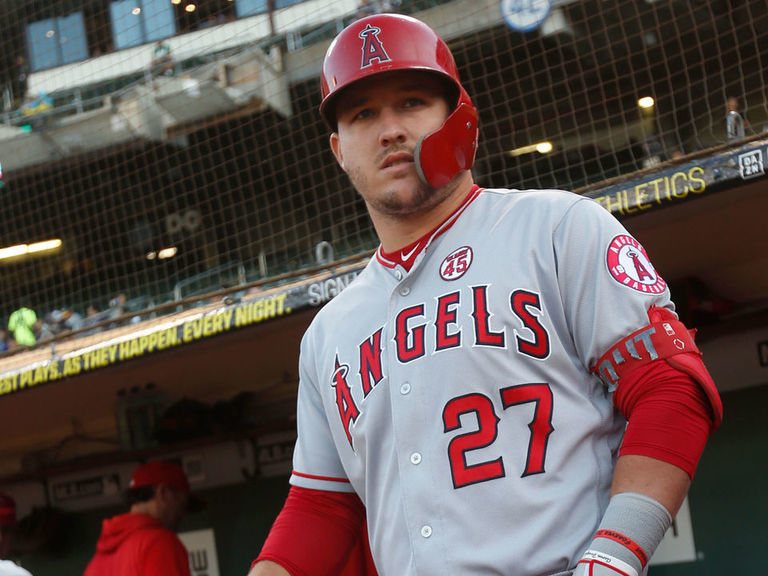 Trout: Every Angels player, fan waiting for big move