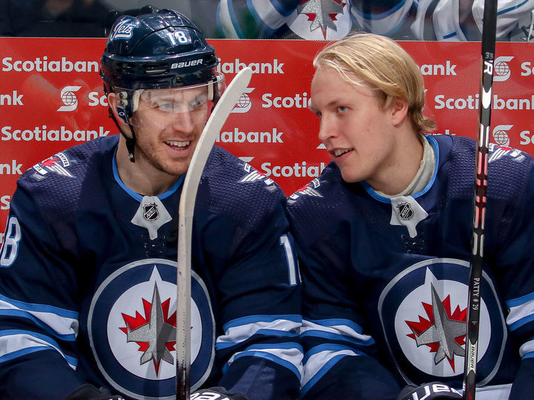 Laine contacted Little to apologize for linemate comments