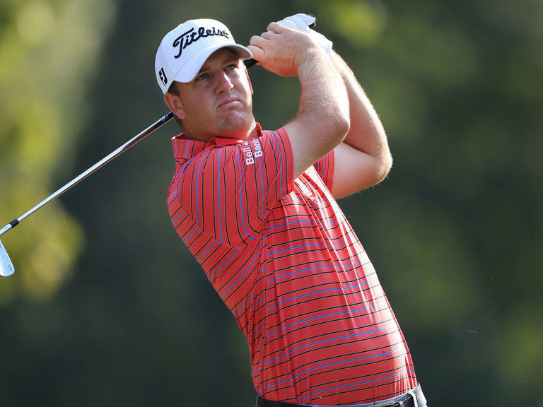 Hoge leads Sanderson Farms with Round 1 postponed due to weather