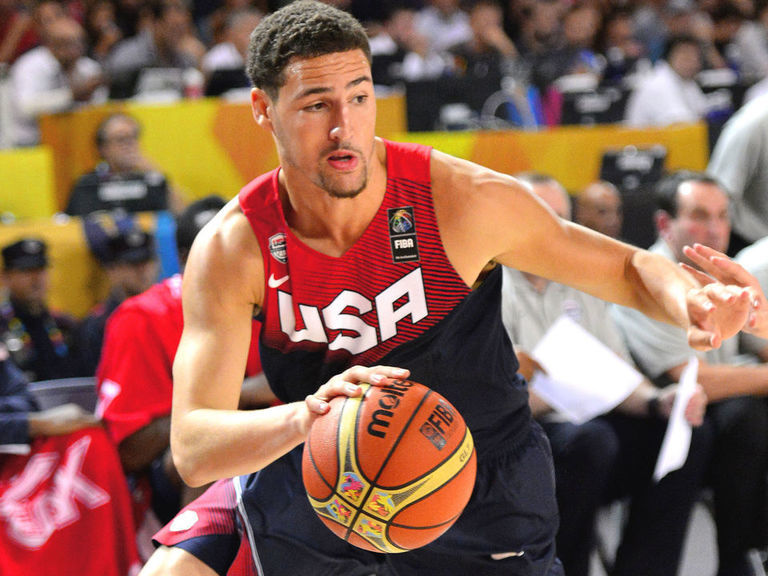 Klay says count him in for Tokyo 2020