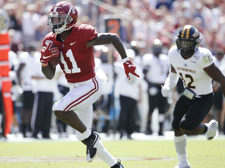 NFL combine odds, best bets: Can Ruggs break 40-yard dash record?