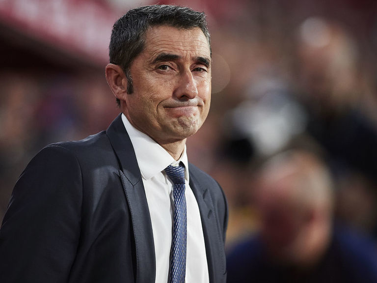 Report: Barcelona players losing confidence in Valverde