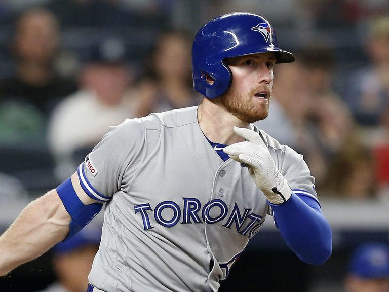 Blue Jays set MLB record as 6th Toronto rookie hits 10-HR mark