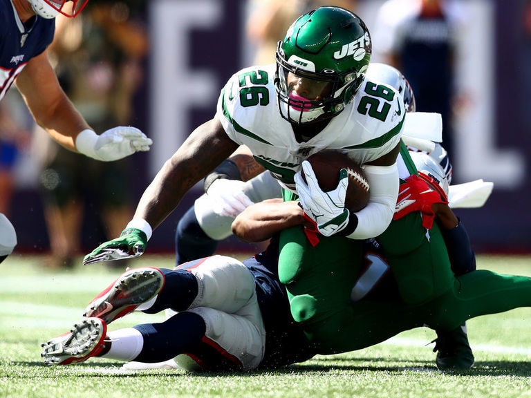 Bell optimistic despite Jets' woes: 'This team has a lot of talent'