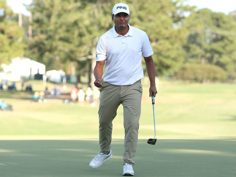 Munoz wins Sanderson Farms in playoff over Im for 1st PGA Tour title