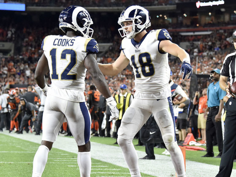 Rams outlast Browns in SNF snoozer