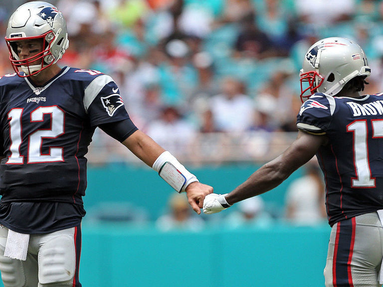 Brady declines to address Brown drama: 'We want to cast judgment so qu