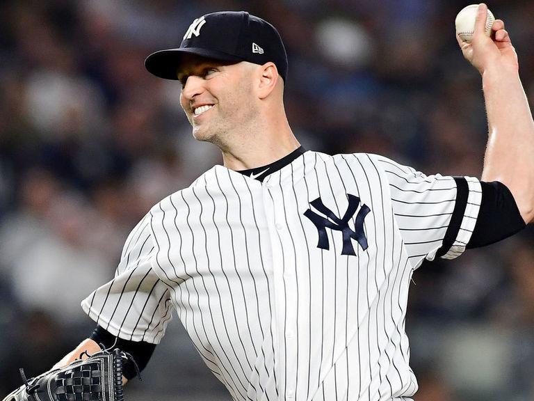 Yankees shift Happ to bullpen for rest of regular season