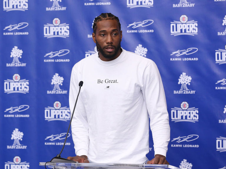Clippers could tone down Kawhi's load management