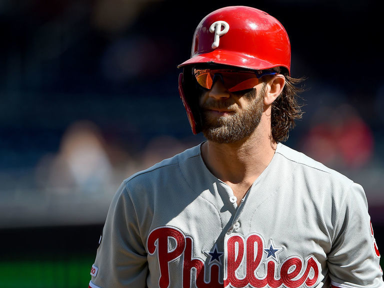 Harper happy for Nationals: 'Jealousy isn't good'